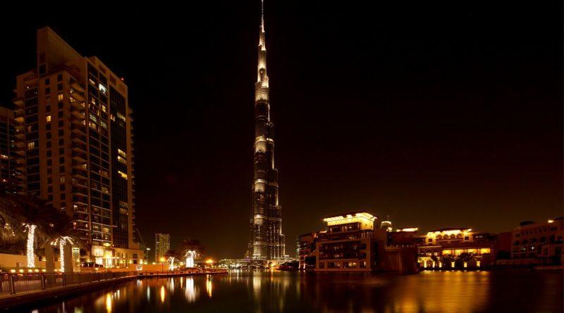 Benátky v Dubaji