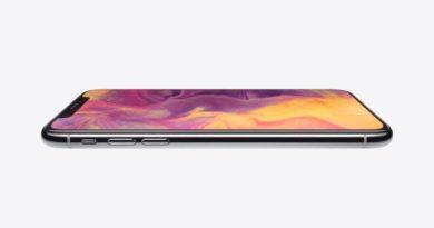 revoluční iPhone X