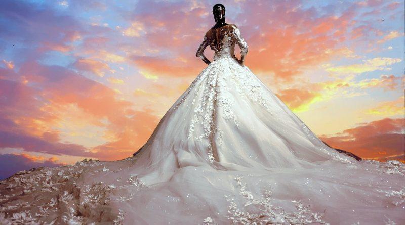 Jaké svatební šaty patří k nejdražším na světě?
