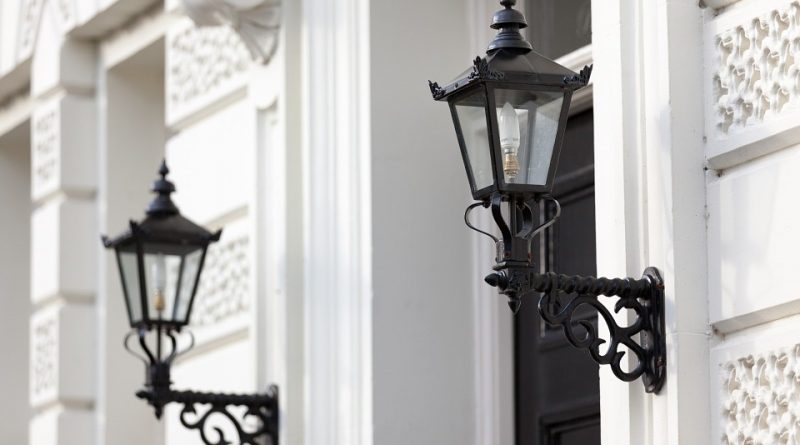 Když venkovní osvětlení, tak s pohybovým čidlem