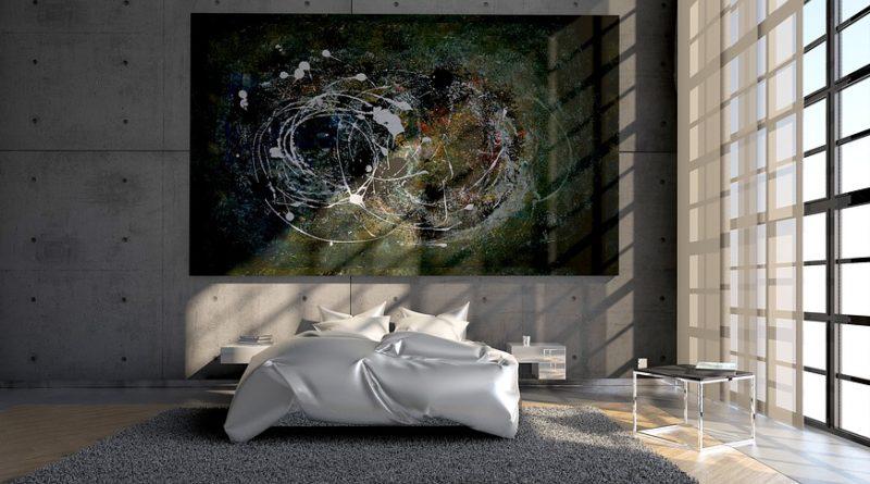 Obrazy v domě
