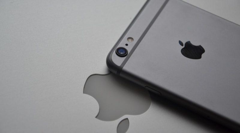 novinky společnosti Apple