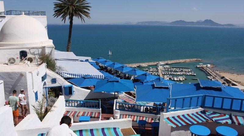 Sidi Bou Said: modrobílé město Tuniska