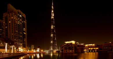 Nová dubajská atrakce